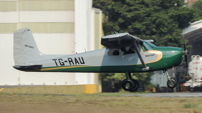TG-RAU - Cessna 172 Skyhawk - Private