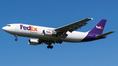 N726FD - Airbus A300B4-622R(F) - FedEx