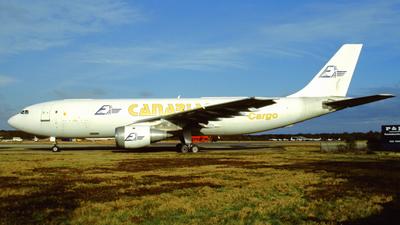 N59101 - Airbus A300B4-203(F) - Canarias Cargo (Euro First Air)