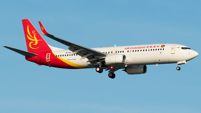 B-1161 - Boeing 737-84P - Air Changan