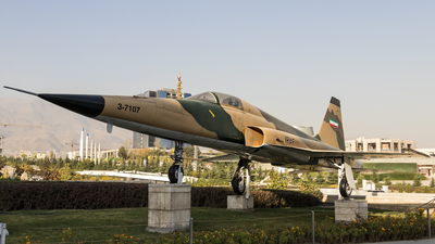 3-7107 - Northrop F-5E Tiger II - Iran - Air Force