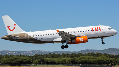 SX-SOF - Airbus A320-232 - TUI (Orange2Fly)