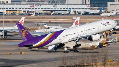 HS-TKD - Boeing 777-3D7 - Thai Airways International