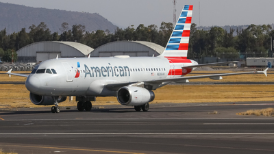 N839AW - Airbus A319-132 - American Airlines