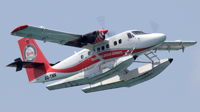 8Q-TMN - De Havilland Canada DHC-6-300 Twin Otter - Trans Maldivian Airways