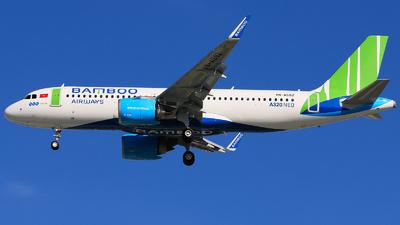 VN-A592 - Airbus A320-251N - Bamboo Airways