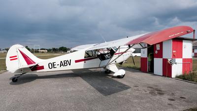 OE-ABV - Aviat A-1 Husky - Private