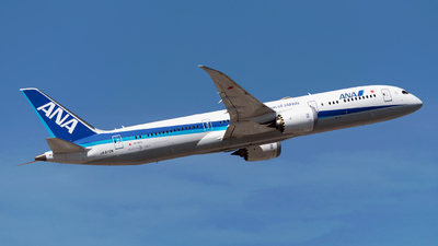JA872A - Boeing 787-9 Dreamliner - All Nippon Airways (Air Japan)