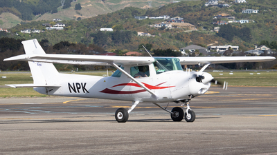 ZK-NPK - Cessna 152 - Air Hawkes Bay