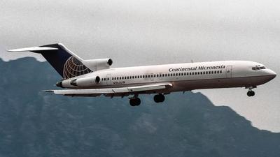 N296AS - Boeing 727-212(Adv) - Continental Micronesia