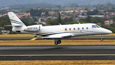 N557GA - Gulfstream G150 - Private