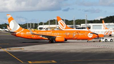 A picture of PRGTM - Boeing 7378EH - GOL Linhas Aereas - © Felipe Cruz SBSV