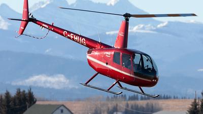 C-FHUG - Robinson R44 Clipper II - LR Helicopters