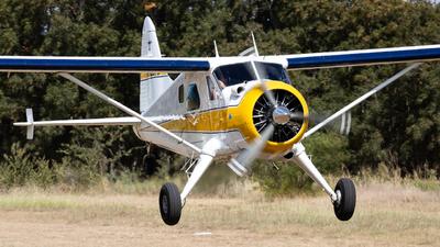 N522PJ - De Havilland Canada DHC-2 Mk.I Beaver - Private