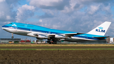 PH-BUW - Boeing 747-306(M) - KLM Royal Dutch Airlines