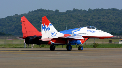 30 - Mikoyan-Gurevich MiG-29 Fulcrum - Russia - Air Force