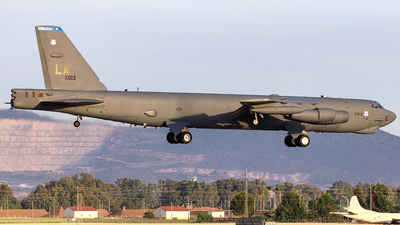 60-0013 - Boeing B-52H Stratofortress - United States - US Air Force (USAF)