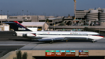 N830WA - Boeing 727-247(Adv) - Delta Air Lines