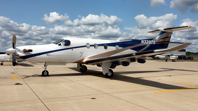 N329TS - Pilatus PC-12/47E - Private