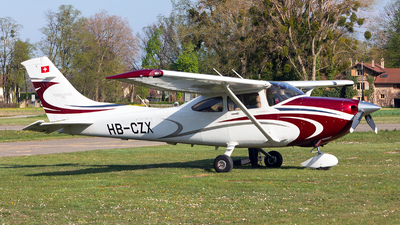 HB-CZX - Cessna T182T Skylane TC - Private
