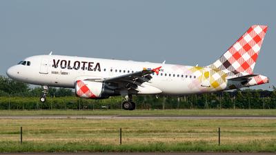 EC-MTE - Airbus A319-111 - Volotea