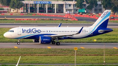 A picture of VTIZG - Airbus A320271N - IndiGo - © Sandeep Pilania