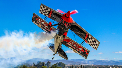 N540S - Pitts S-2S Special - Private