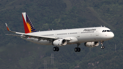 RP-C9910 - Airbus A321-231 - Philippine Airlines
