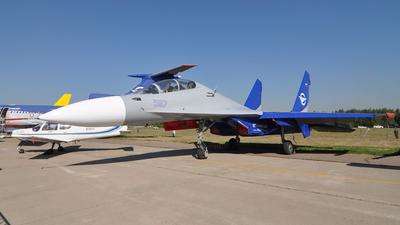 597 - Sukhoi SU-27UB - Russia - Gromov Flight Research Institute
