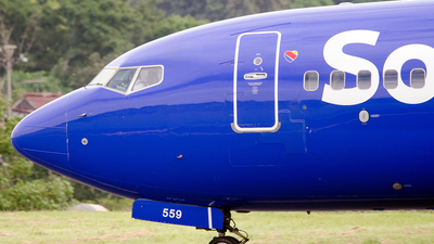 N559WN - Boeing 737-73V - Southwest Airlines