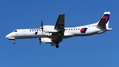 HB-IZN - Saab 2000 - Crossair