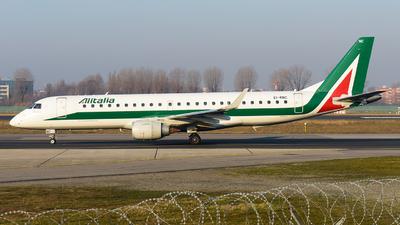 A picture of EIRNC - Embraer E190STD - Alitalia - © Luca Cesati
