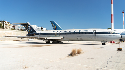SX-CBA - Boeing 727-284 - Olympic Airways