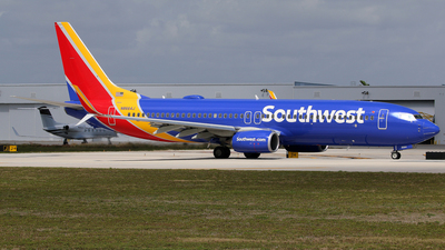 N8664J - Boeing 737-8H4 - Southwest Airlines