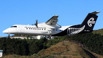 ZK-NEU - Bombardier Dash 8-Q311 - Air New Zealand