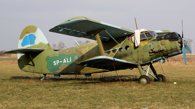 SP-ALI - PZL-Mielec An-2 - Private