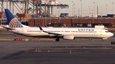 A picture of N68453 - Boeing 737924(ER) - United Airlines - © Xiamen Air 849 Heavy
