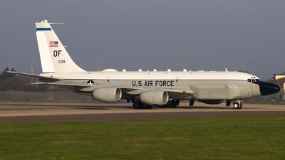 62-4139 - Boeing RC-135W Rivet Joint - United States - US Air Force (USAF)