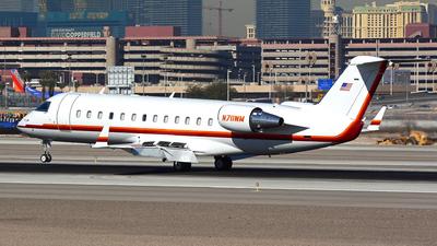 N711WM - Bombardier CRJ-200ER - Private