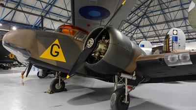 MP425 - Airspeed Oxford Mk.I - United Kingdom - Royal Air Force (RAF)