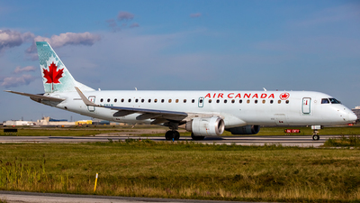C-FNAW - Embraer 190-100IGW - Air Canada