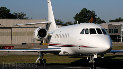 N226QS - Dassault Falcon 2000EX - NetJets Aviation