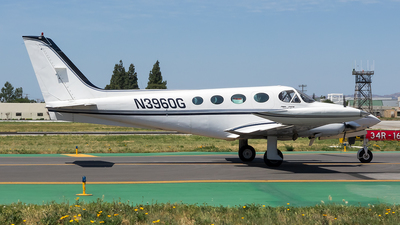 N3960G - Cessna 340A - Private