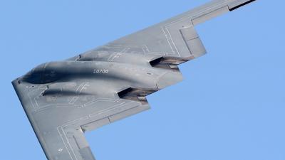 92-0700 - Northrop B-2A Spirit - United States - US Air Force (USAF)