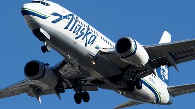 N619AS - Boeing 737-790 - Alaska Airlines
