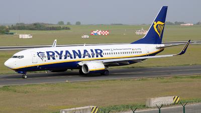 EI-FTO - Boeing 737-8AS - Ryanair - Flightradar24