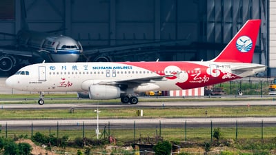 B-6719 - Airbus A319-133 - Sichuan Airlines
