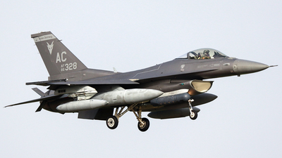 86-0328 - Lockheed Martin F-16C Fighting Falcon - United States - US Air Force (USAF)