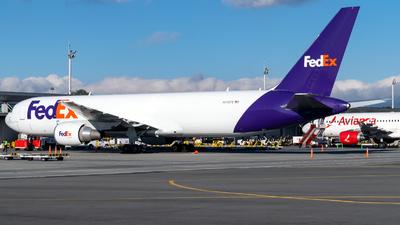 N115FE - Boeing 767-3S2F(ER) - FedEx