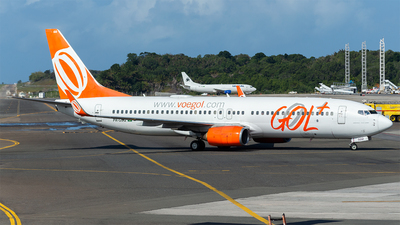 PR-GGQ - Boeing 737-8EH - GOL Linhas Aéreas
